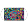 Cheerful Paisley Face Mask