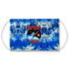 Nasa 1983 Tie Dye Face Mask