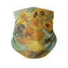 Sunflower Vase Gaiter/Face Cover
