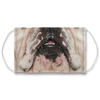 Bulldog Mouth Face Mask