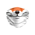 Animal Friends Fox Face Mask