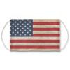 U.S. Vintage Flag Face Mask
