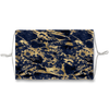 Mad Marble Navy Gold Face Mask
