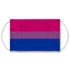 Bisexual Flag Face Mask