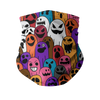 Ghost Pattern Gaiter/Face Cover