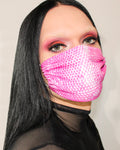 Sparkyle Studio Pink Face Mask