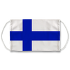 Finland Flag Face Mask