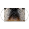 Bulldog Dog Nose Mouth Face Mask