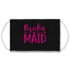 Brides Maid (Charcoal) - Face Mask