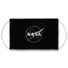 Nasa Logo Face Mask (Black)