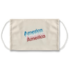 America Repeat Logo Face Mask