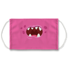Pink Monster Mouth Face Mask