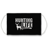 Hunting Life Face Mask