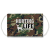 Hunting Life Camo Face Mask