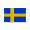 Sweden Flag Face Mask