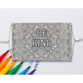 Be Kind Color N' Cover Face Masks