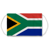 South Africa Flag Face Mask