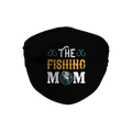 The Fishing Mom Face Mask