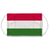 Hungary Flag Face Mask