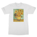 Van Gogh Twelve Sunflowers T-shirt