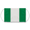 Nigeria Flag Face Mask
