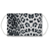 Leopard White Print Face Mask