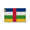 Central African Republic Flag Face Mask