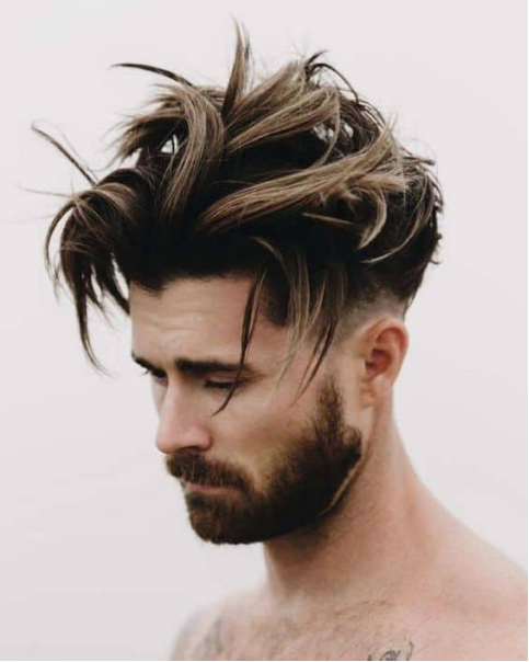 Top 10 Hair Color Trends Ideas For Men In 2020