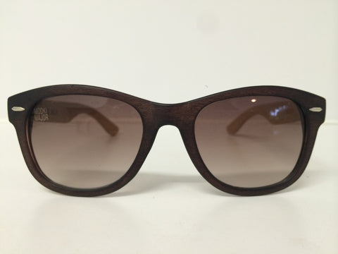 Help One See Sunnies - Brown Wayfarer