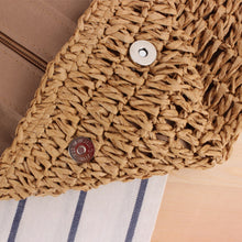 Load image into Gallery viewer, Boho Summer Woven Bag