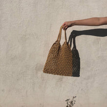 Load image into Gallery viewer, Beach Macrame Bag