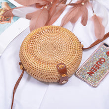 Load image into Gallery viewer, Classic Rattan Bag