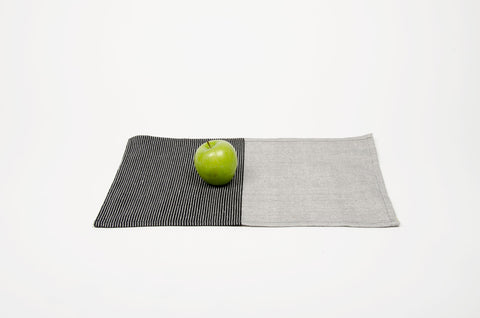 HH Dark Colors Individual Placemat-Napkin