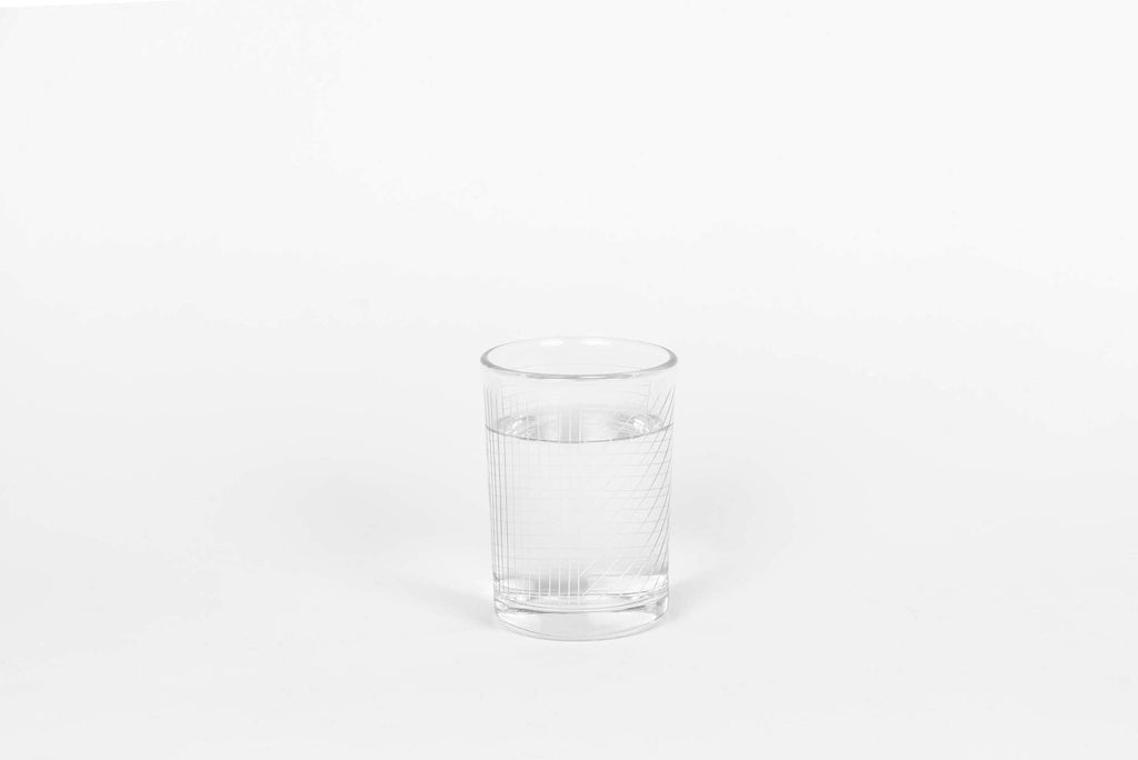 Cut Glass Tumbler Combined