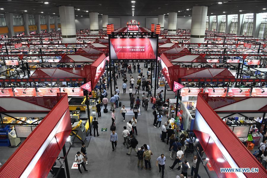 Canton Fair en China
