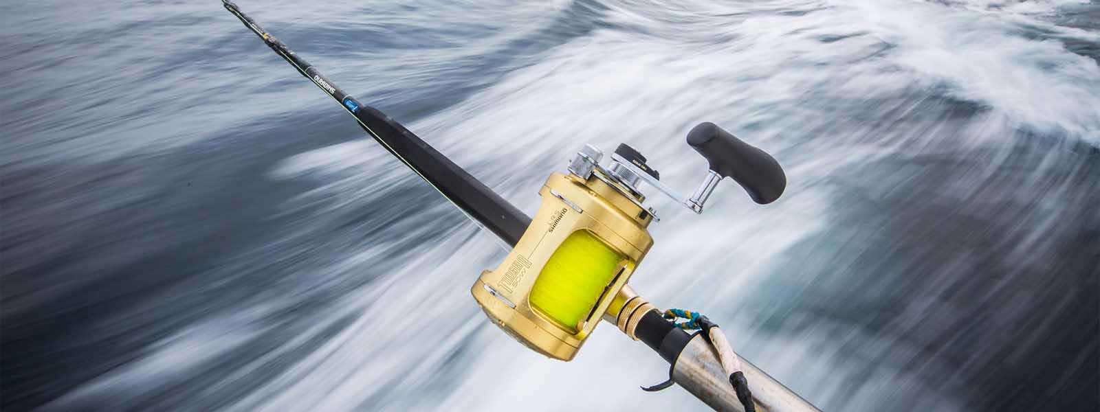 Game Fishing Rods