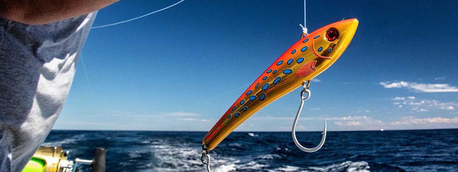 Trolling & Skirted Game Lures