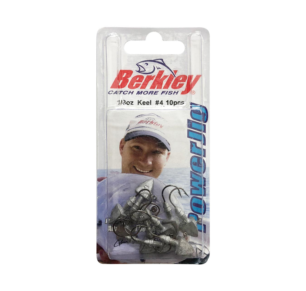 Berkley Powerjig Keel Jig Heads