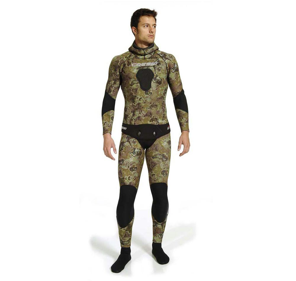 Cressi Tecnica 5mm Semi-Open Cell Wetsuit