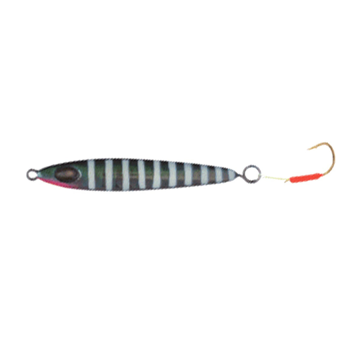 Cultiva Meba Jig Level 3 Lures