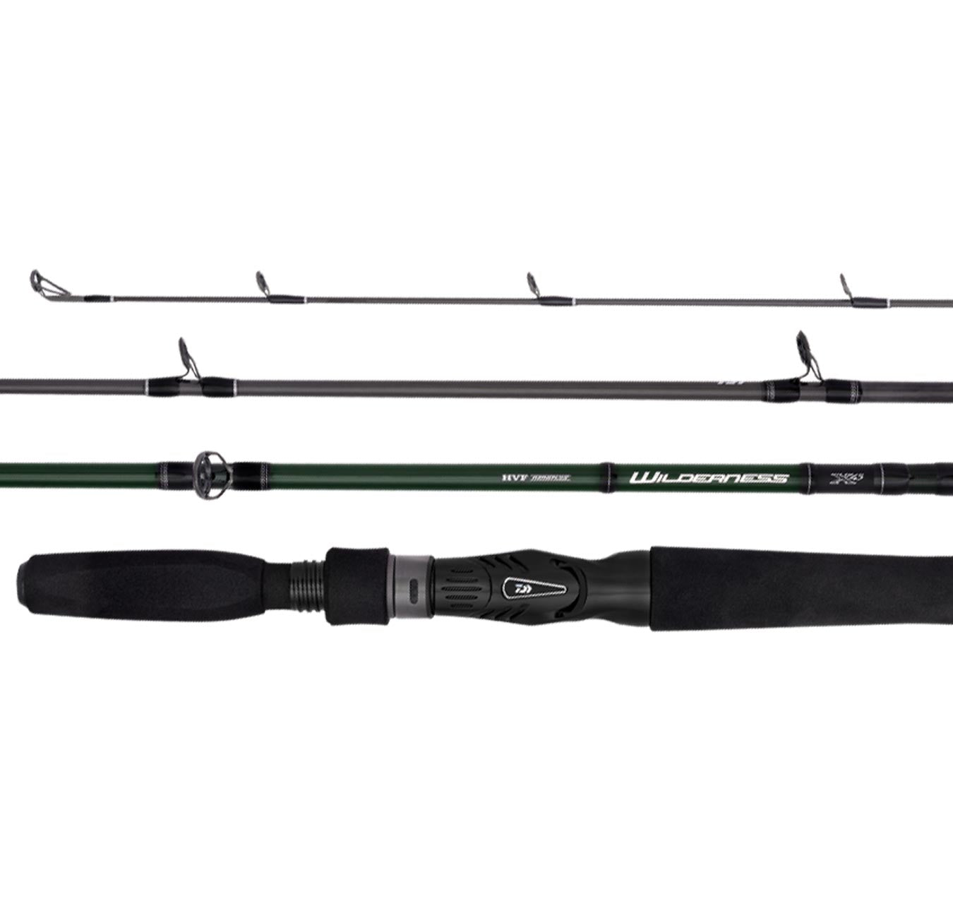 Daiwa 20 Wilderness Rod