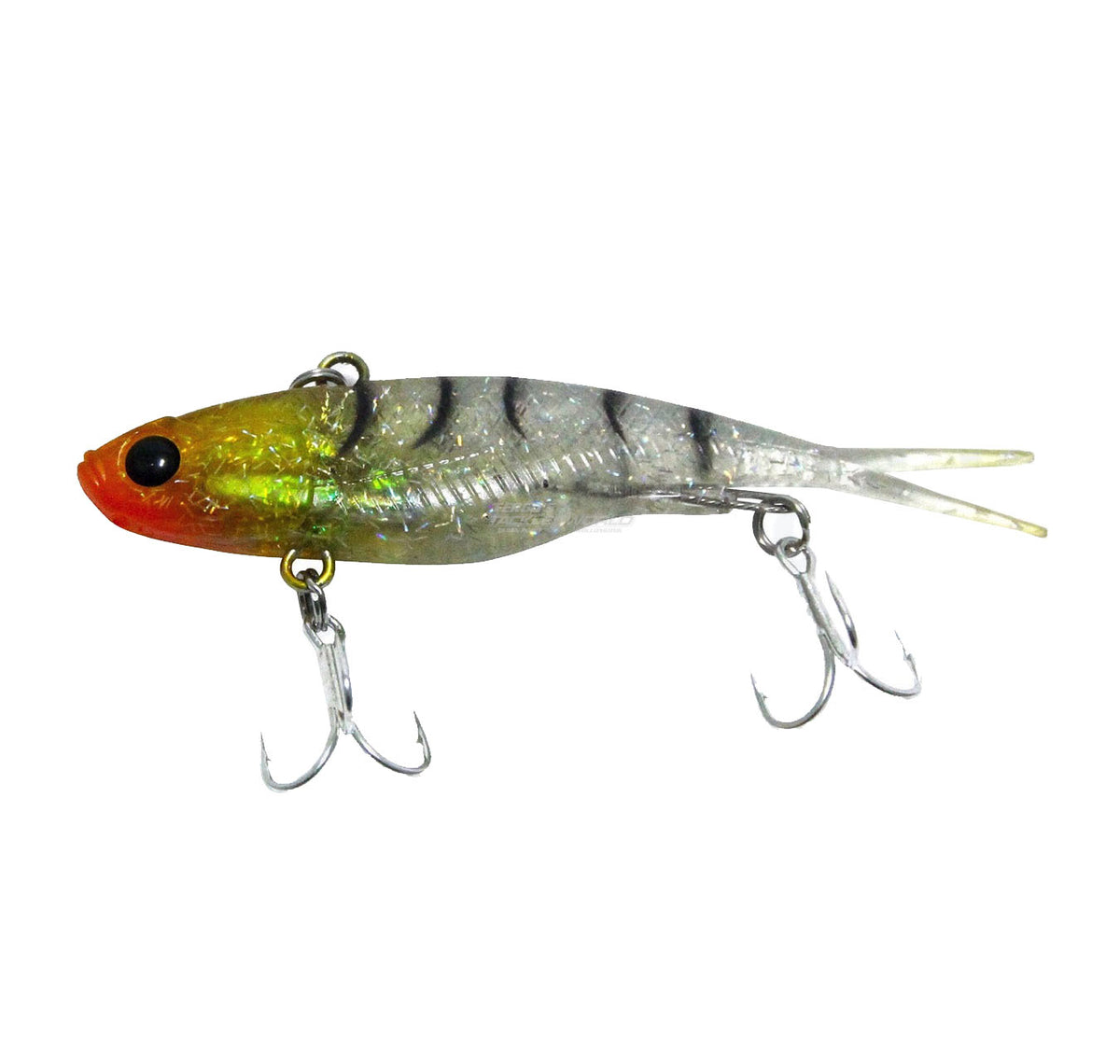 Fuze Pulse Soft Vibe Lures