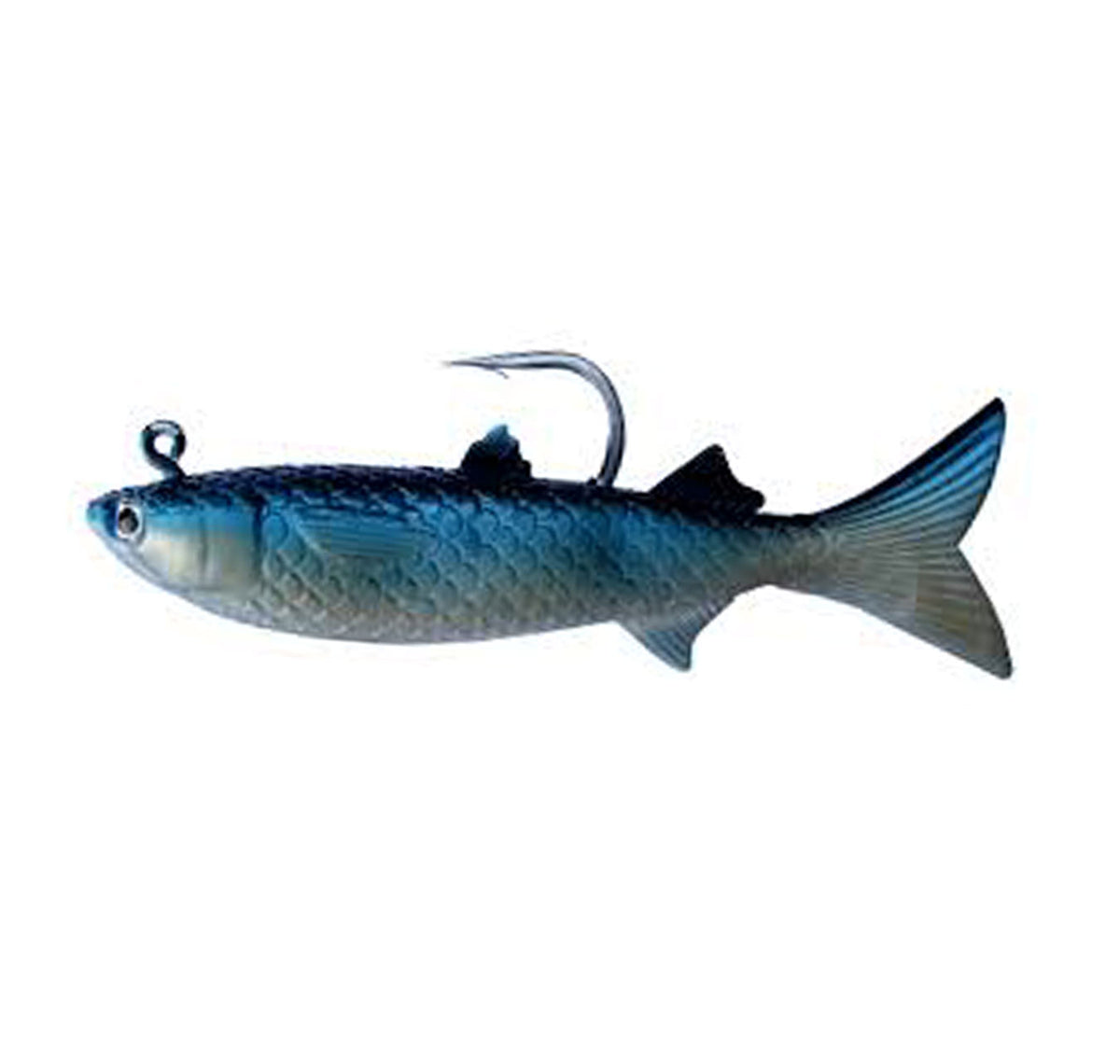 "Gillies 6"" Soft Mullet Lure"