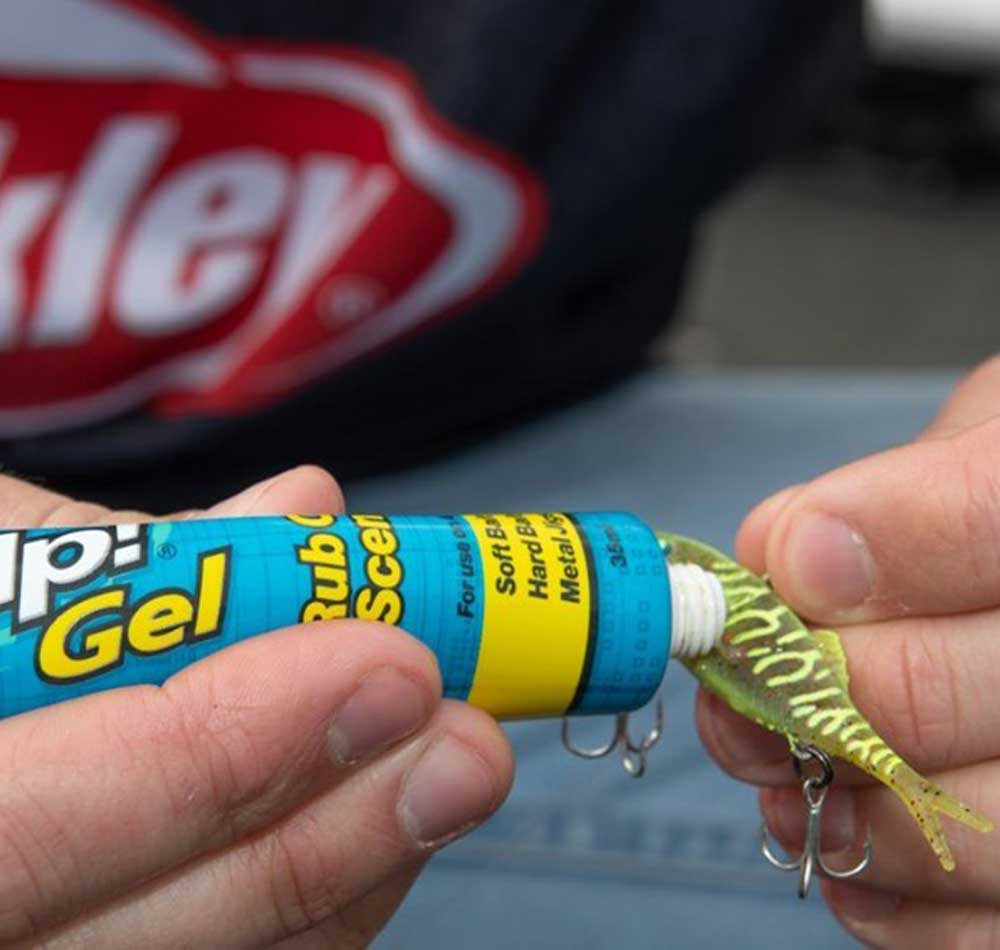 Gulp! Gel Rub On Scent Tube