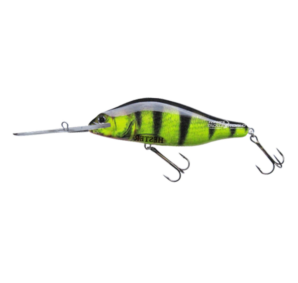 Hester Humpback Diving Lures