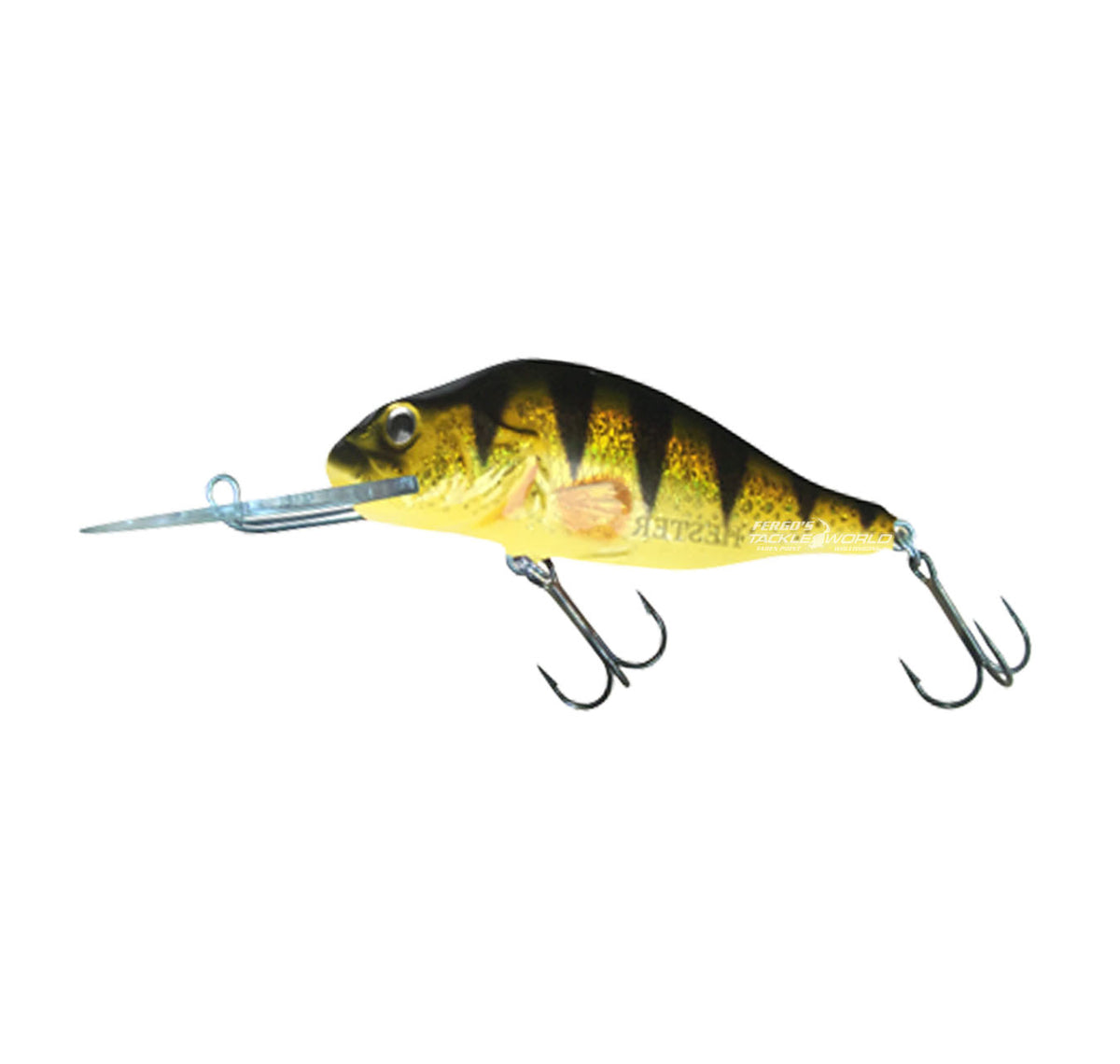 Hester Perch Diving 90mm Lures