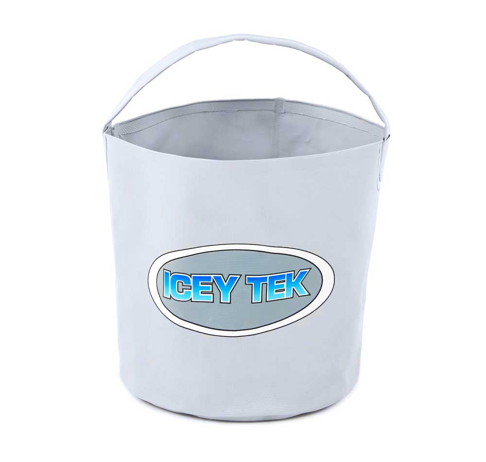 Icey Tek Heavy Duty Collapsible Bucket 10L