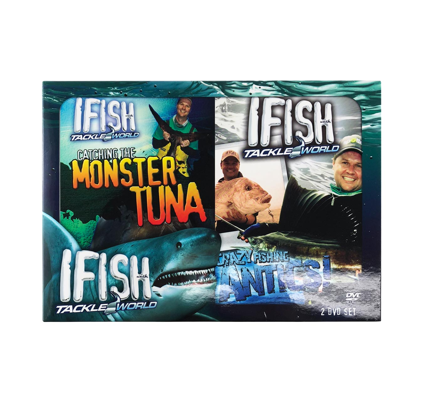 Ifish 2 DVD Set