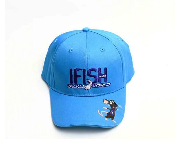 Ifish with TW Tackle Rat Cap Blue
