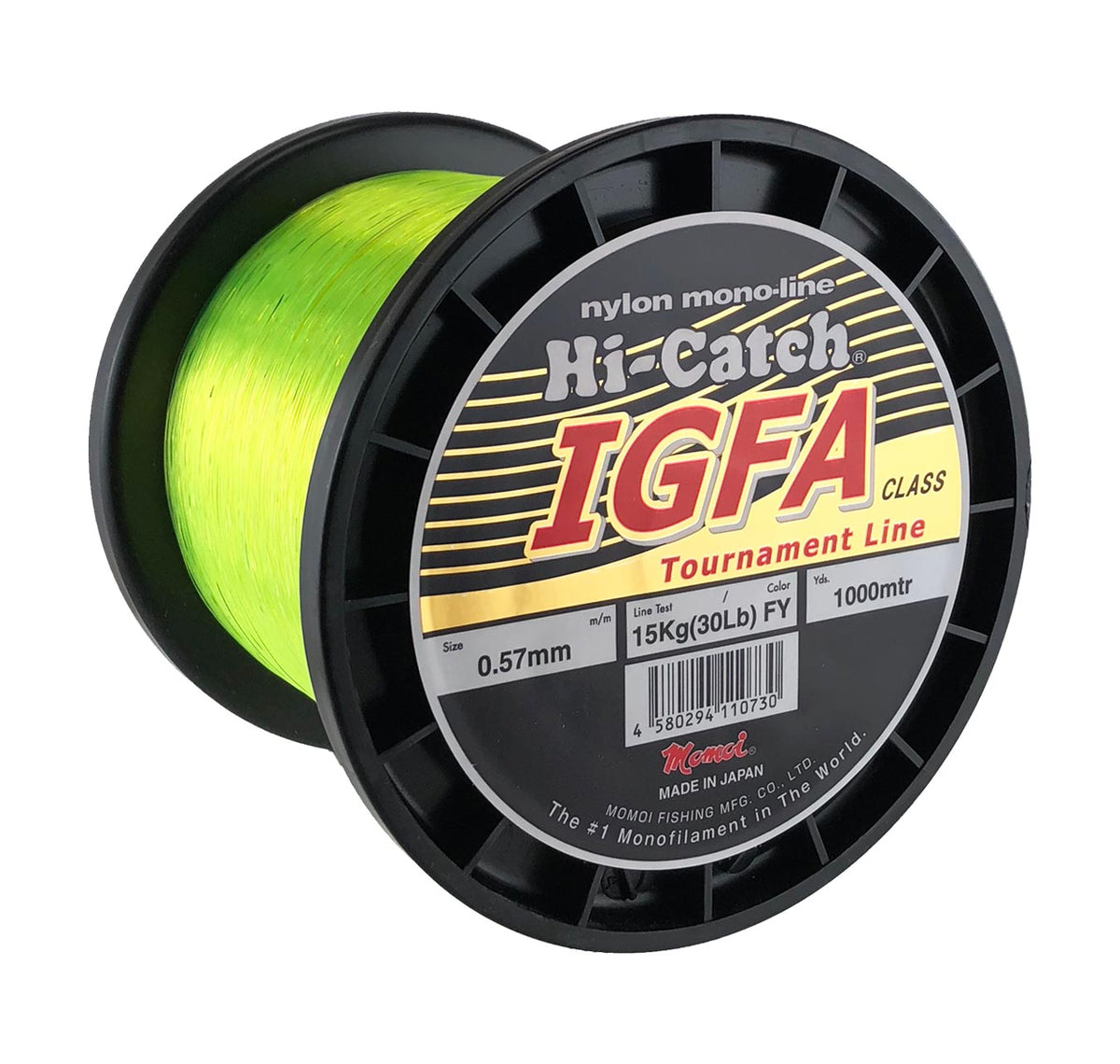 Momoi Hi-Catch IGFA Class Tournament Line 1000m